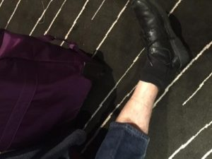 use paul leg