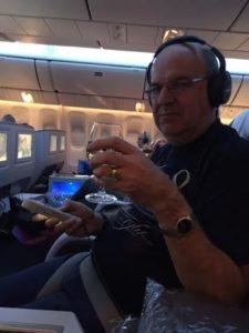 wine plane