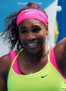 use Serena_Williams_Australian_Open_2015_(cropped)