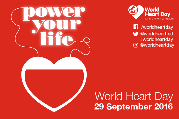 World Heart Day Was Founded In 2000 By The Federation To Raise Awareness Of Cardiovascular Disease CVD Coagulation Conversation Usually