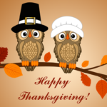 Thanksgiving – 5 events in coagulation history